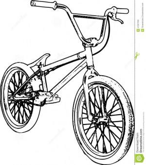 Bike Coloring Pages Bicycle Coloring Page At Getdrawings Free For Personal Use