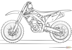 Bike Coloring Pages Bicycles Coloring Pages