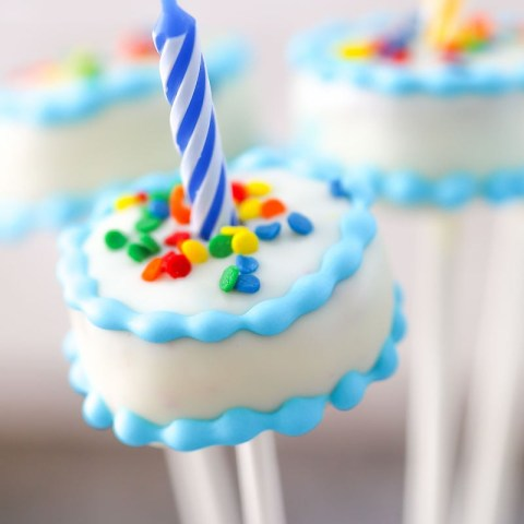 Birthday Cake Cake Pops Birthday Cake Cake Pops What Should I Make For