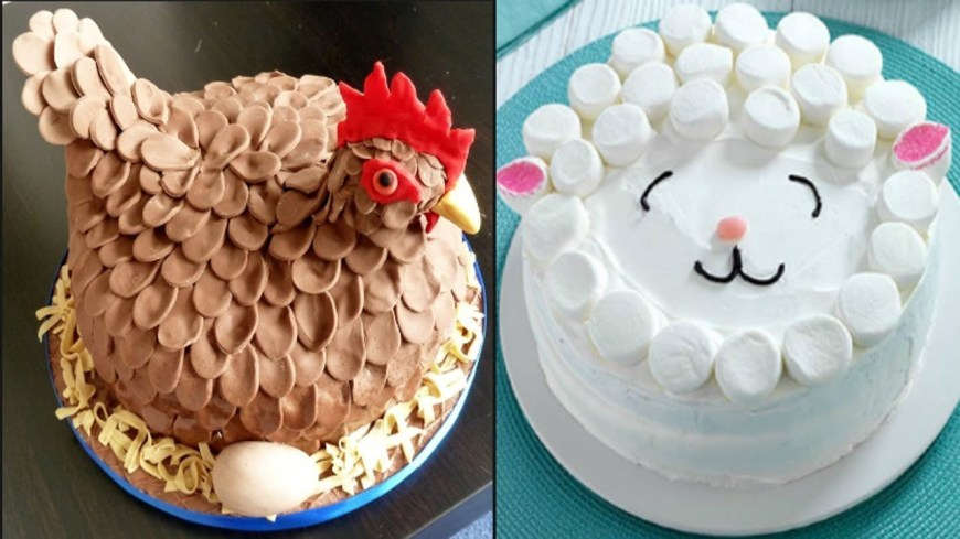 Birthday Cake Decorating Ideas Top 25 Amazing Birthday Cake Decorating Ideas Cake Style 2017