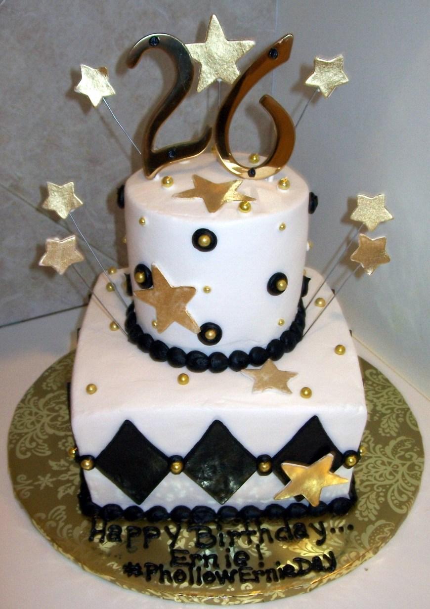 Birthday Cake Design 26th Birthday Cake Design Birthday Cake Designs Pinterest 26
