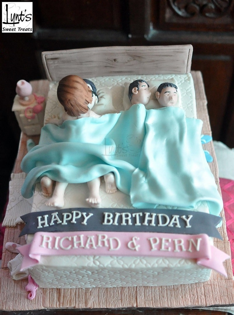 Birthday Cake Design Naughty Birthday Cake With Detailed Design Goes Viral For Obvious
