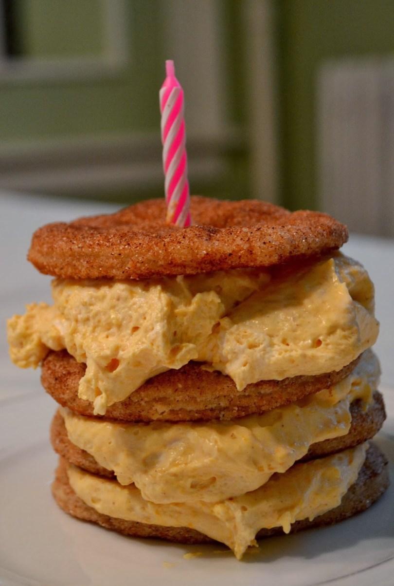 Birthday Cake Dip Simple Savory Satisfying Pumpkin Dip Birthday Cake And Pie