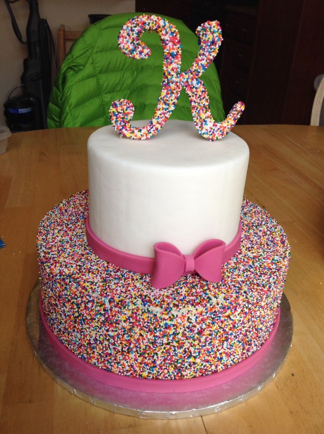 Birthday Cake For Girls Beautiful Birthday Cake Love It For Z Justice 1st Bday Pinte