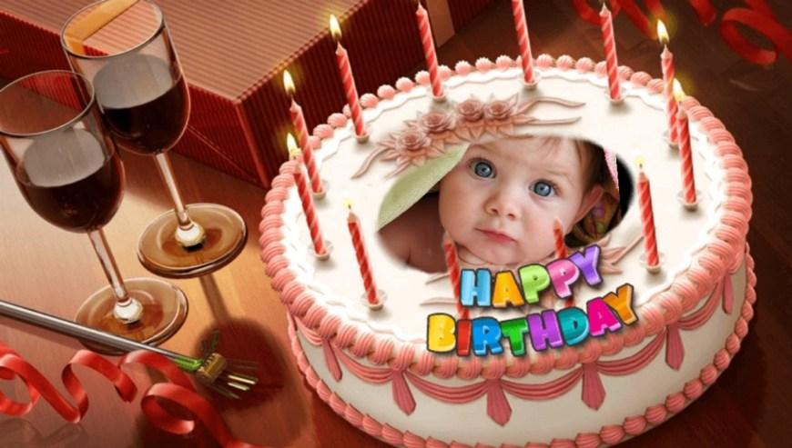 Birthday Cake Photo Frame Birthday Cake Frames For Android Apk Download