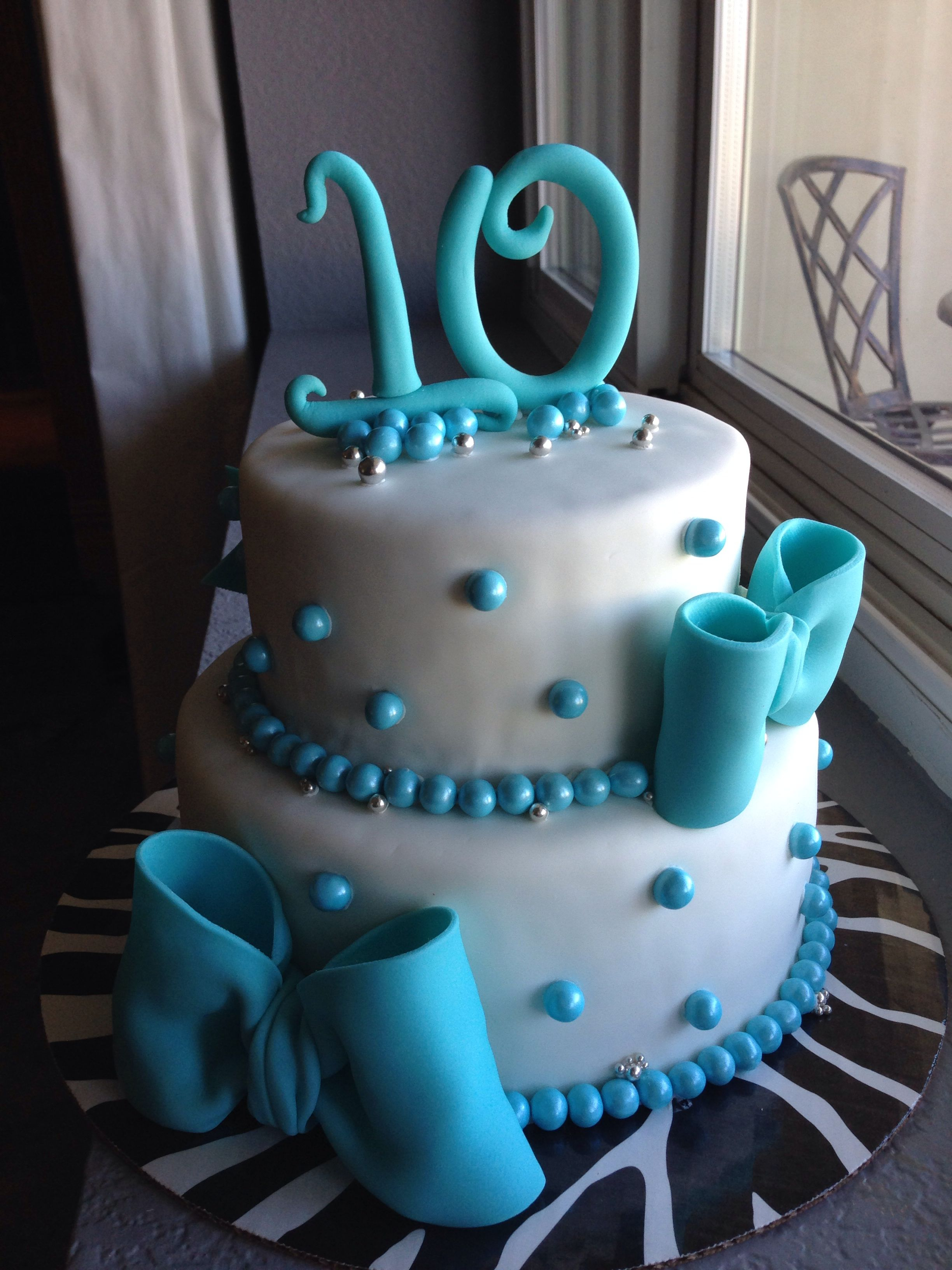 32 Amazing Picture Of Birthday Cakes For 10 Year Olds