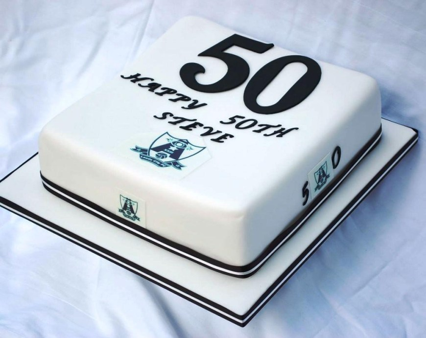 Birthday Cakes For Him 50th Birthday Cakes For Men The Funny Ideas Protoblogr Design