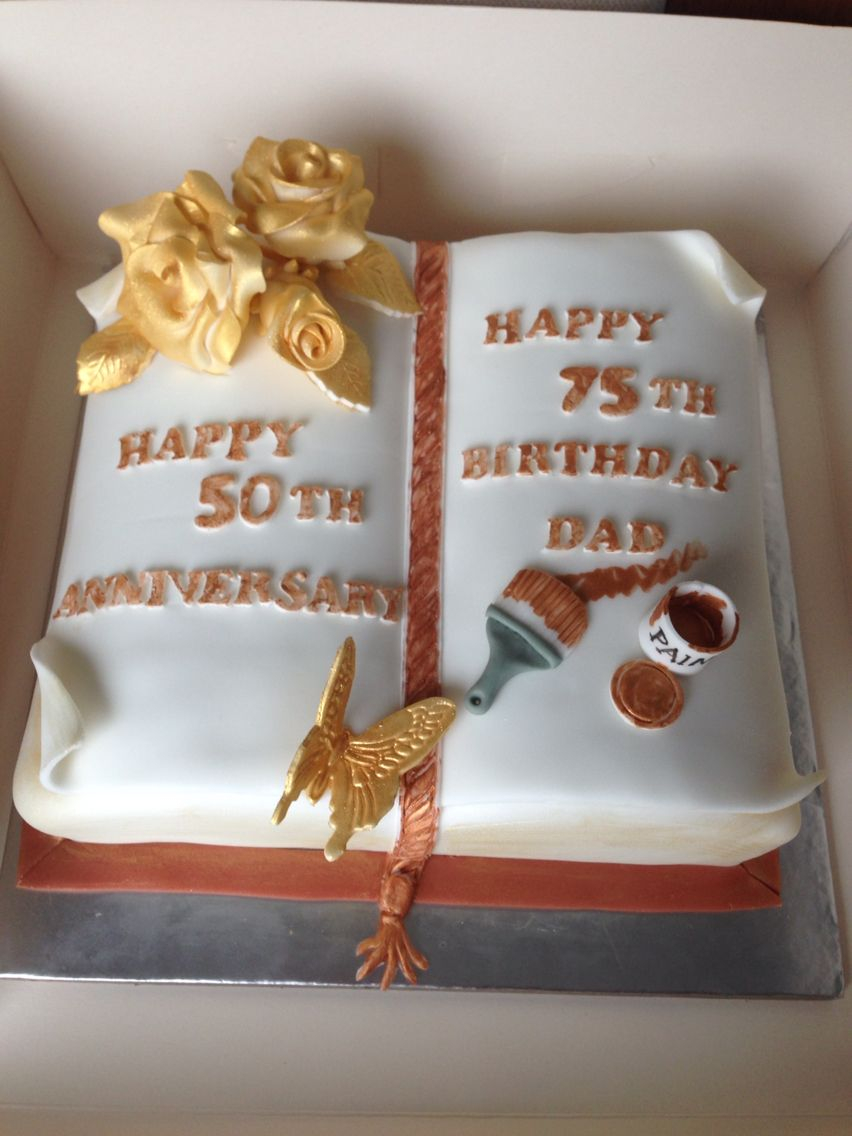 21 Great Picture Of Book Birthday Cake