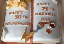 Book Birthday Cake Open Book Cake Neat Cakes Pinterest Book Cakes Cake Und Open