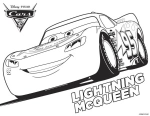 Bookmark Coloring Pages Coloring Page Free Lightning Mcqueenloring Pages Online Printable