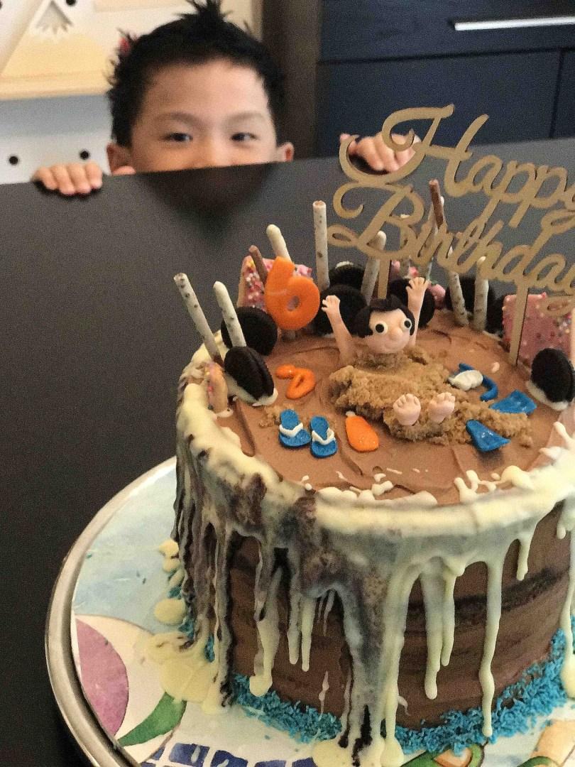 Boys Birthday Cake Parenting Boys Summer Themed Boys Birthday Cake
