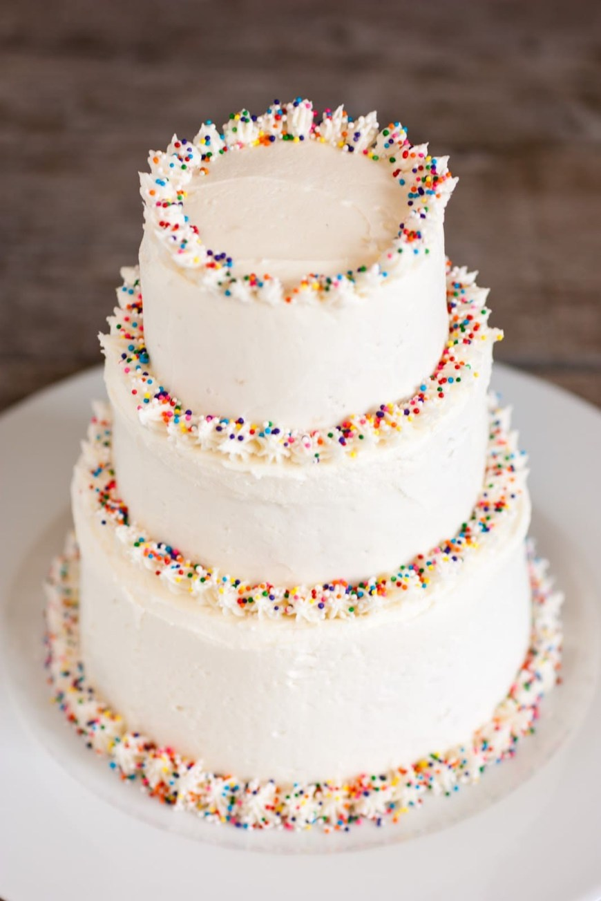 Buttercream Birthday Cakes Buttercream Frosting Perfect Ratio Best Method Cooking Classy