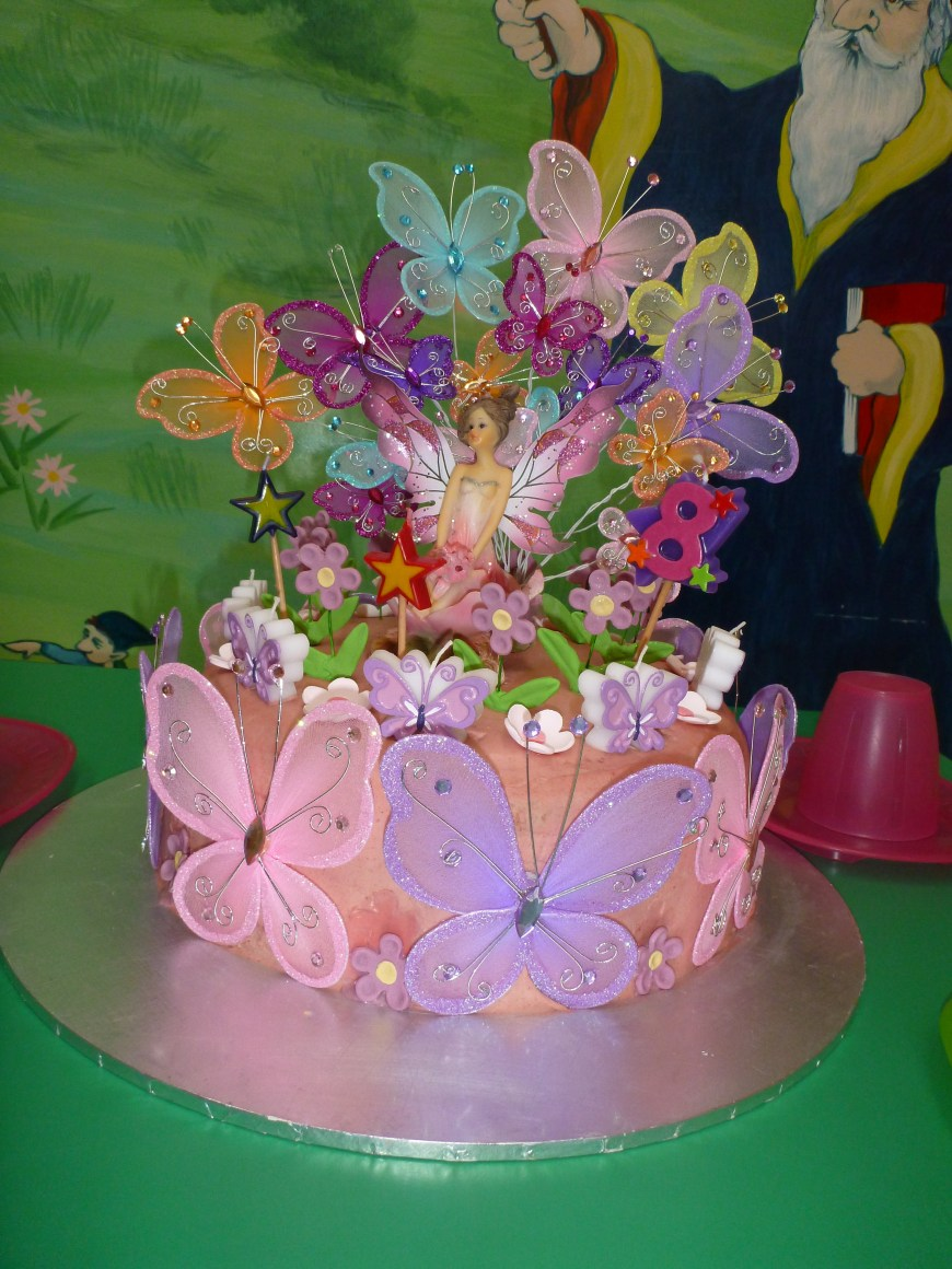 Butterfly Birthday Cake Butterfly Birthday Cake Cakecentral