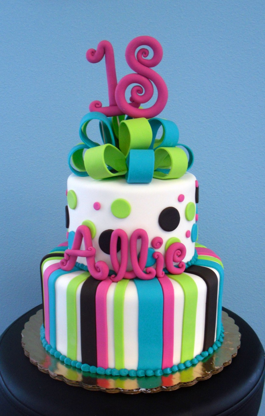 Cakes For Birthdays Birthday Cakes Legacy Cakes