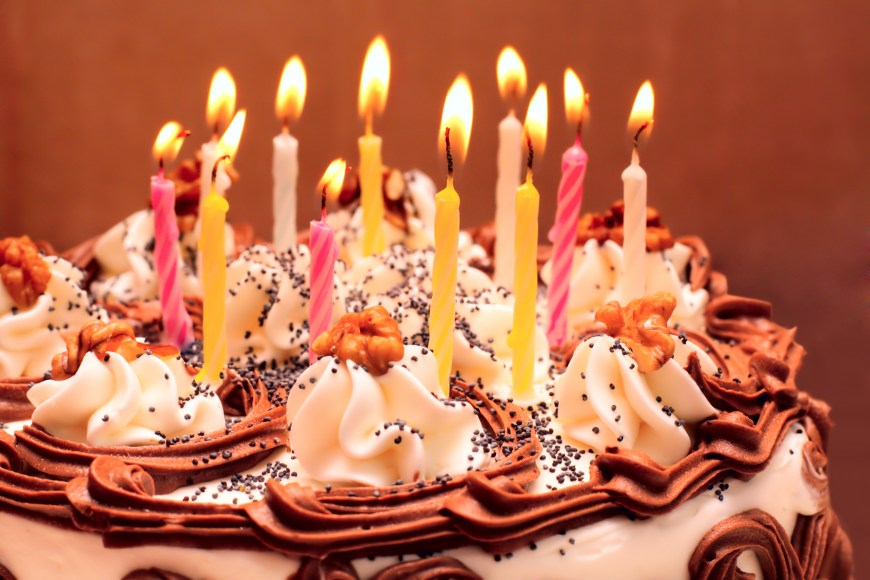 Cakes For Birthdays How The Practice Of Putting Candles On Cakes For Birthdays Started