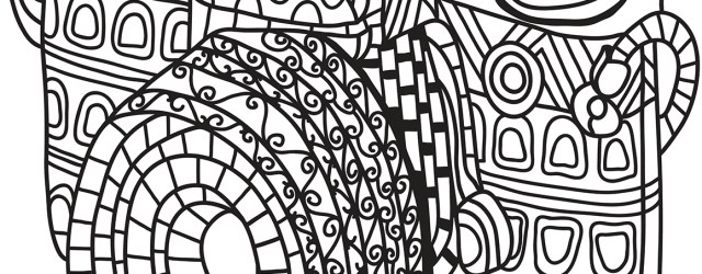 Camera Coloring Pages Zentangle Camera Coloring Page Free Printable Coloring Pages