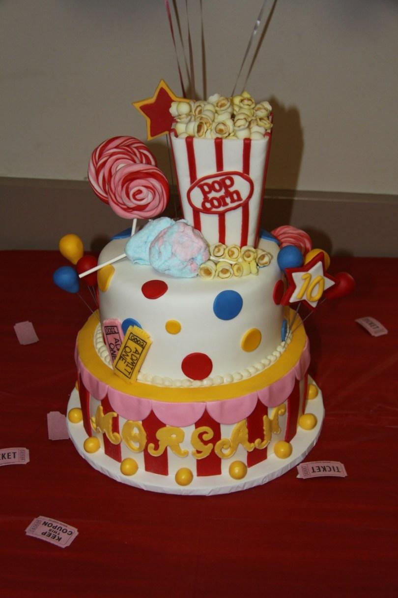 Carnival Birthday Cakes Carnival Birthday Cake Cakecentral