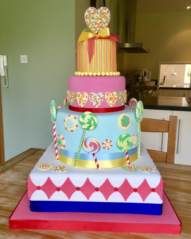 Carnival Birthday Cakes Mich Turners Carnival Birthday Cake Create Craft Blog