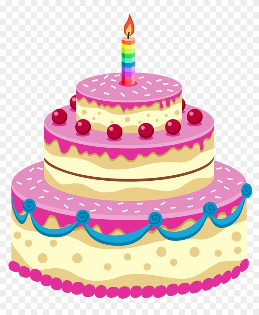 Cartoon Birthday Cake Birthday Cake Wedding Cake Animation Clip Art Birthday Cake