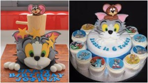 Cartoon Birthday Cake Cartoon Birthday Cake Design For Kids Youtube