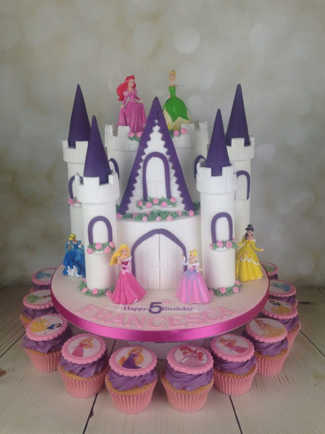 Castle Birthday Cake Disney Princess Birthday Cake Mels Amazing Cakes