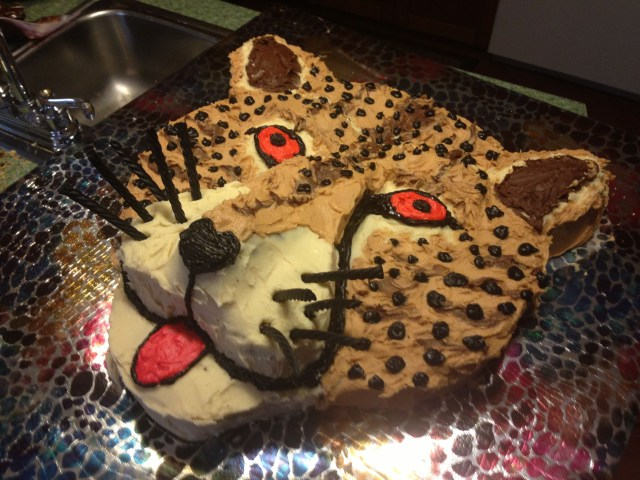 Cheetah Birthday Cake Cheetah Birthday Cake Kids Birthday Ideas Pinterest Cheetah