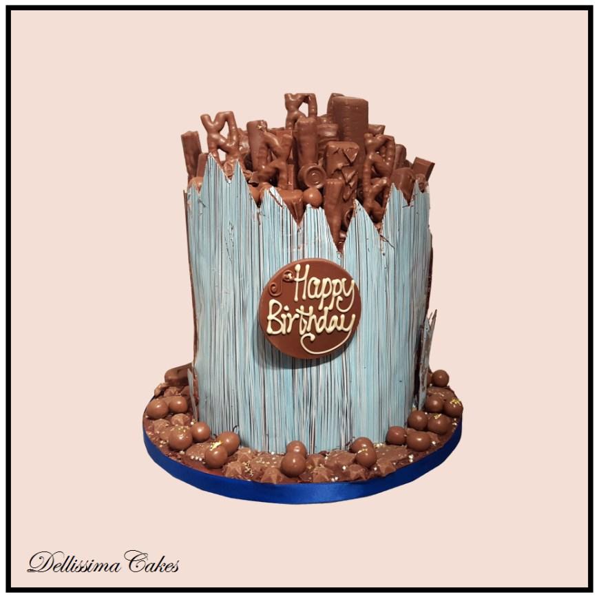 Christian Birthday Cakes New Celebration Birthday Cakes Dellissima Cakes