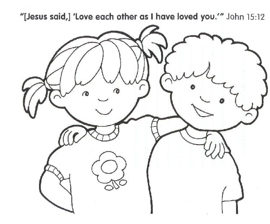 Christian Coloring Pages Bible Coloring Pages For Preschoolers Plasticulture