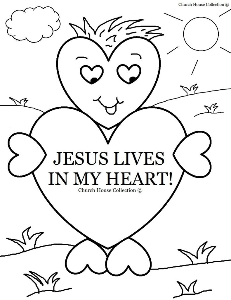 Christian Coloring Pages Printable Christian Coloring Pages 29857 Octaviopaz