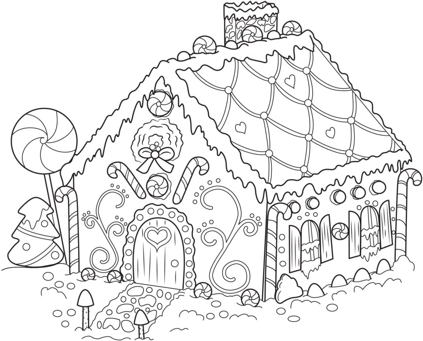 Christmas Coloring Pages Coloring Page Christmas Coloring Pages