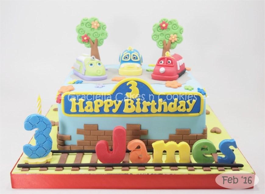 Chuggington Birthday Cake Graciella Cakes Birthday Manye Cake Wedding Cupcake Cake