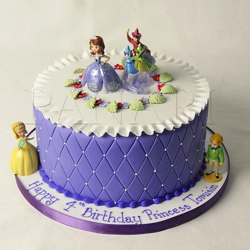Cinderella Birthday Cake Disney Princess Birthday Cakes For The Best Party Ever Protoblogr