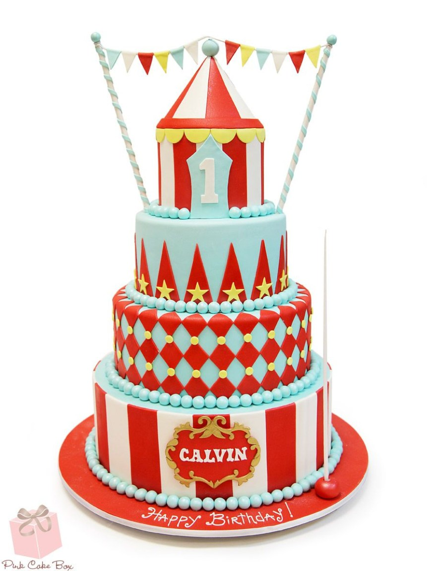 Circus Birthday Cakes Image Result For How To Make Circus Tent Cake Instructions