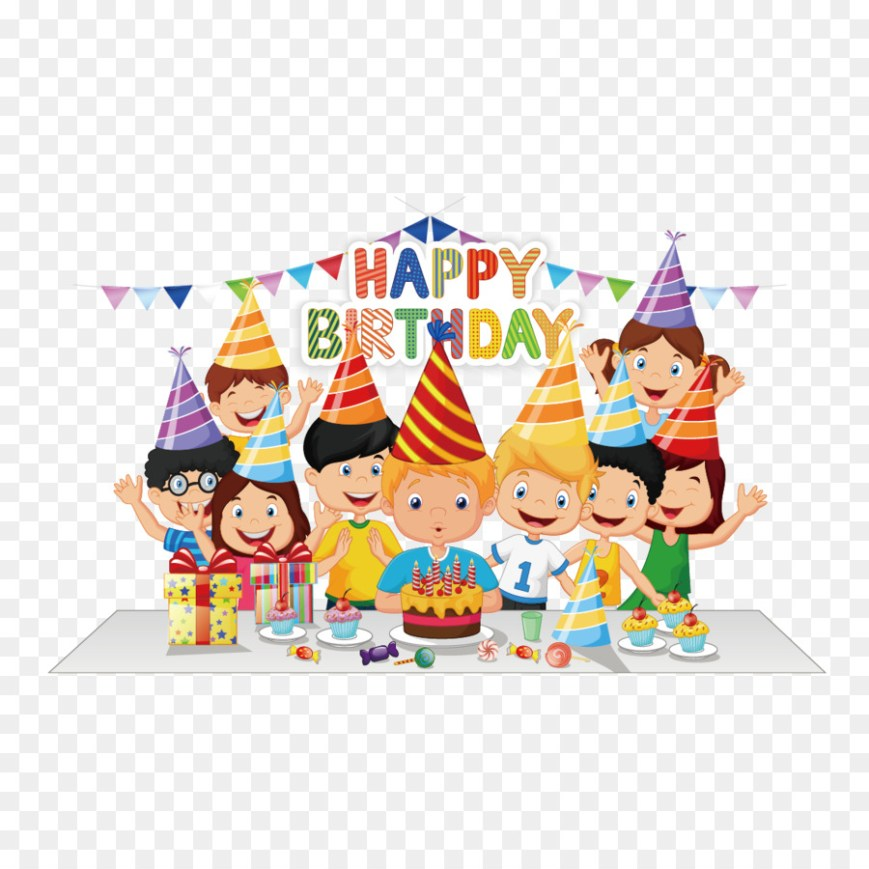 Clip Art Birthday Cake Download Birthday Cake Party Cartoon 351060 Png