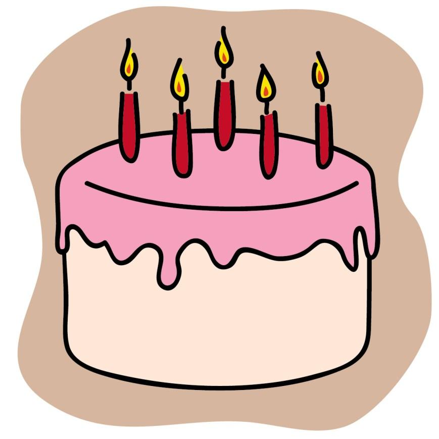 Clip Art Birthday Cake Free Birthday Cake Clip Art Clipart Panda Free Clipart Images