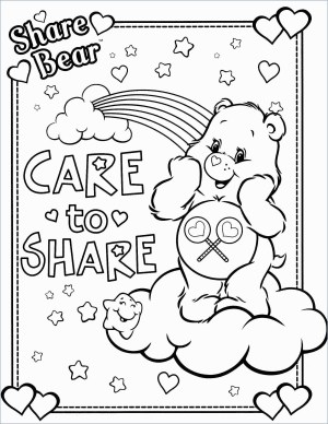 Coloring Pages For Preschoolers Bear Coloring Pages Preschool Admirably In Blue House New