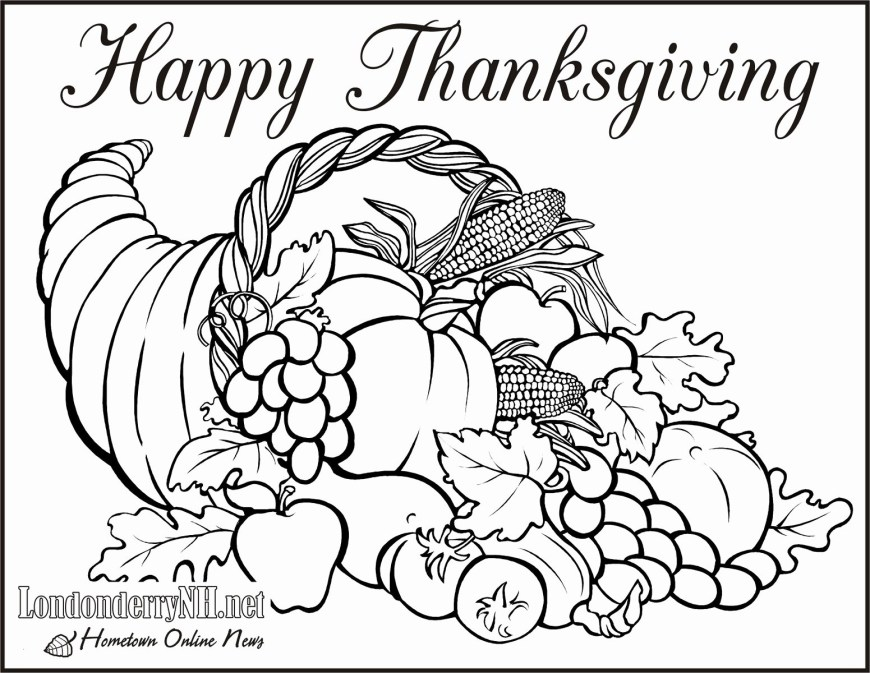 Cornucopia Coloring Pages Free Cornucopia Coloring Pages New Of Cornicopia 7 Futurama