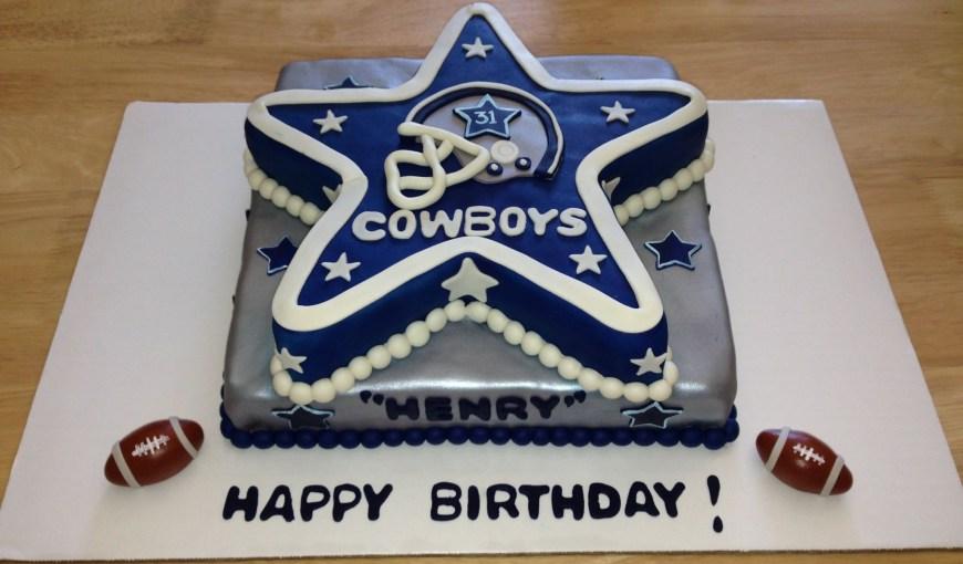 Cowboys Birthday Cake Dallas Cowboys Birthday Cake Home Pinterest Dallas Cowboys