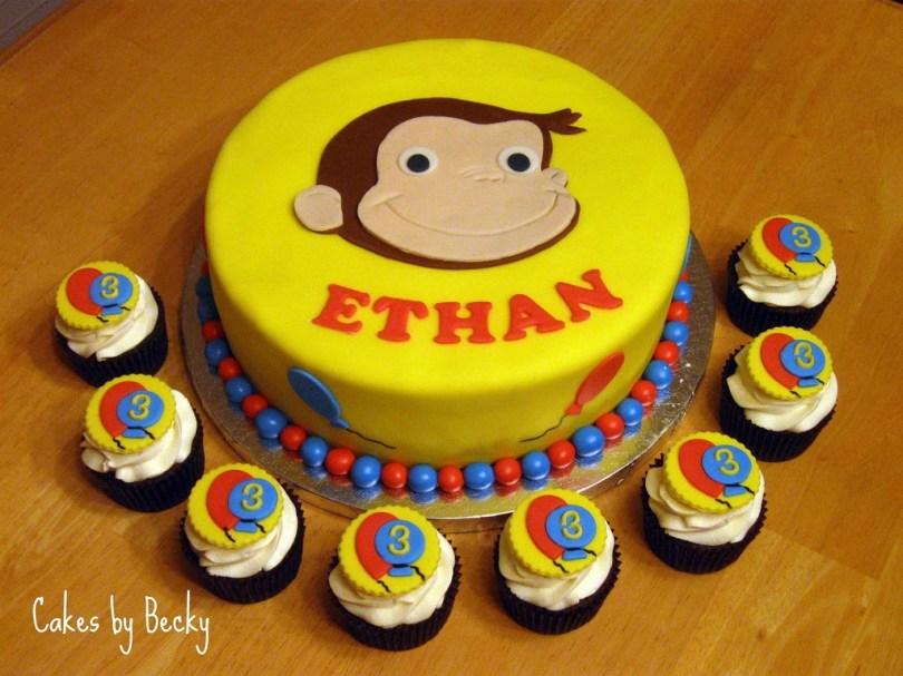 Curious George Birthday Cake Top Ten Curious George Cake Ideas Birthday Express