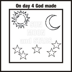 Days Of Creation Coloring Pages Days Creation Coloring Pages Printable Image Within 7 Learnfree Ruva