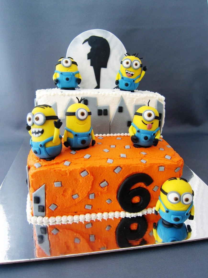 Despicable Me Birthday Cake Despicable Me 2 Birthday Cake Walmart Despicable Me Birthday