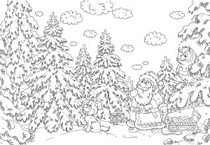 Difficult Coloring Pages Difficult Coloring Pages Free Refrence Hard Christmas Of For Adults