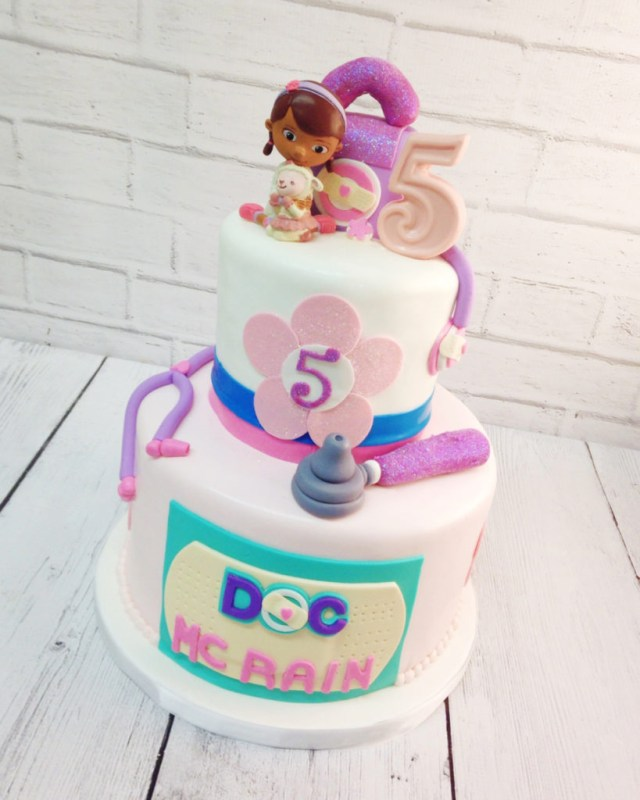 Doc Mcstuffin Birthday Cakes Nashville Sweets Doc Mcstuffins Birthday Cake
