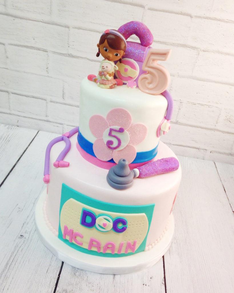 Doc Mcstuffin Birthday Cakes Nashville Sweets Doc Mcstuffins Birthday Cake