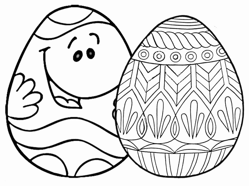 Easter Basket Coloring Pages Easter Basket Coloring Pages Lezincnyc