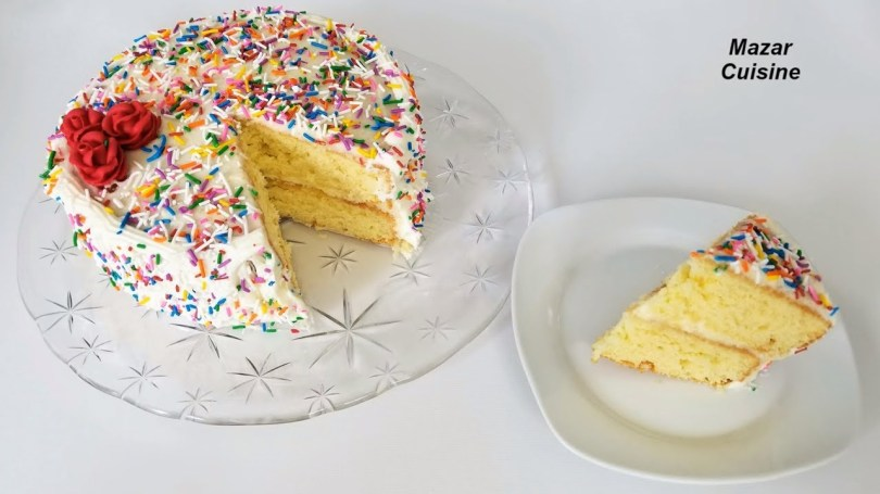 Easy Birthday Cake Recipes Birthday Cake Recipe Easy Simple Sponge Cake Recipe Birthday