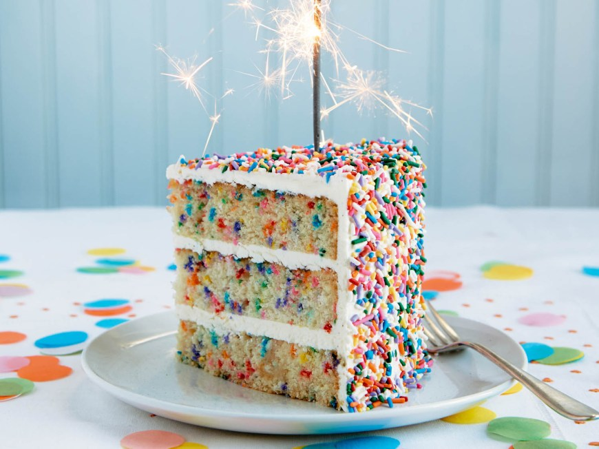 Easy Birthday Cake Recipes Ultimate Birthday Cake From Baked Occasions Recipe Serious Eats