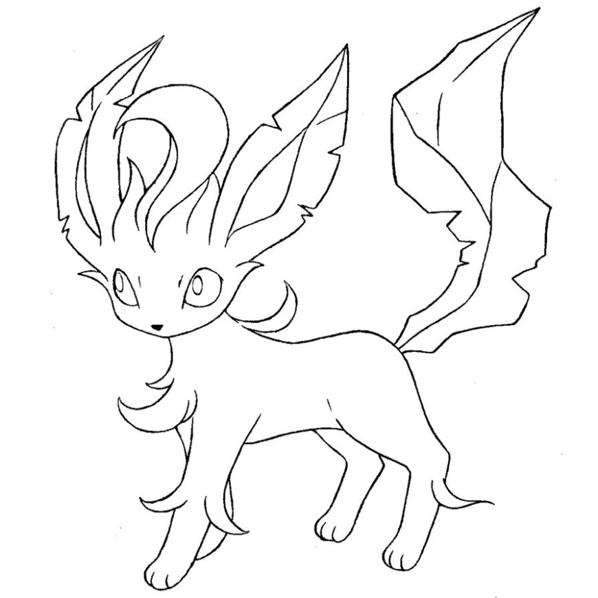 Eevee Evolutions Coloring Pages Coloring Pages Pokemon Coloring Pages Eevee Evolutions Together