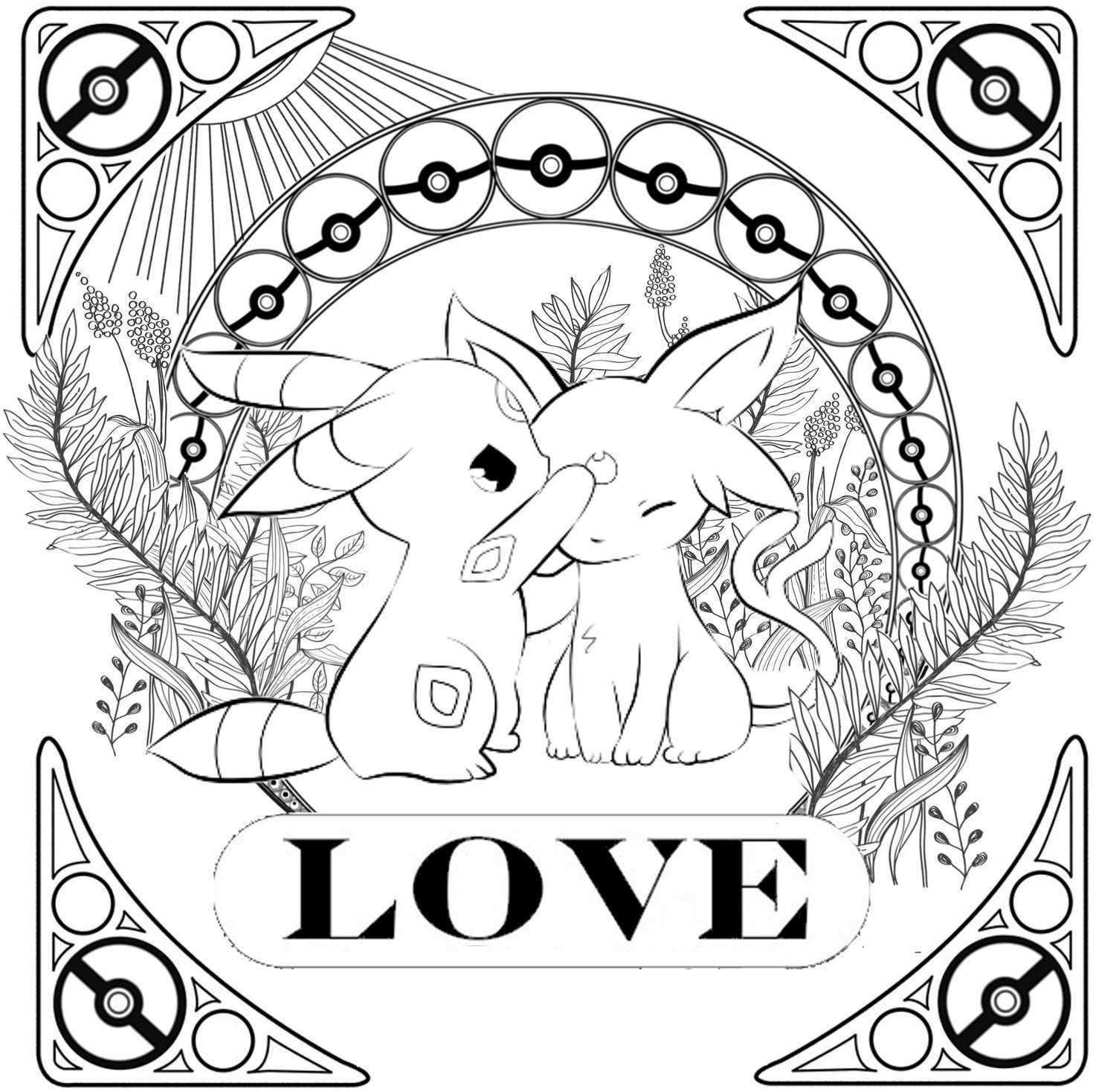 Eevee evolutions coloring pages eevee coloring pages best of pokemon coloriage joli pokemon eevee