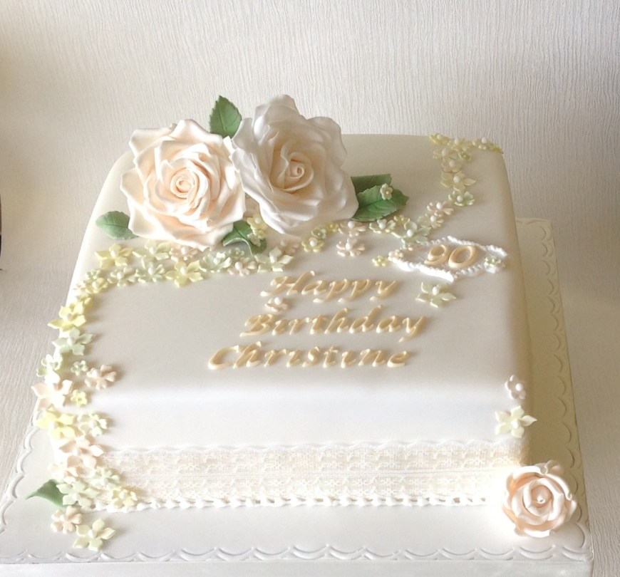 Elegant Birthday Cake Images Birthdays Girls Page 3 Whites Cake House
